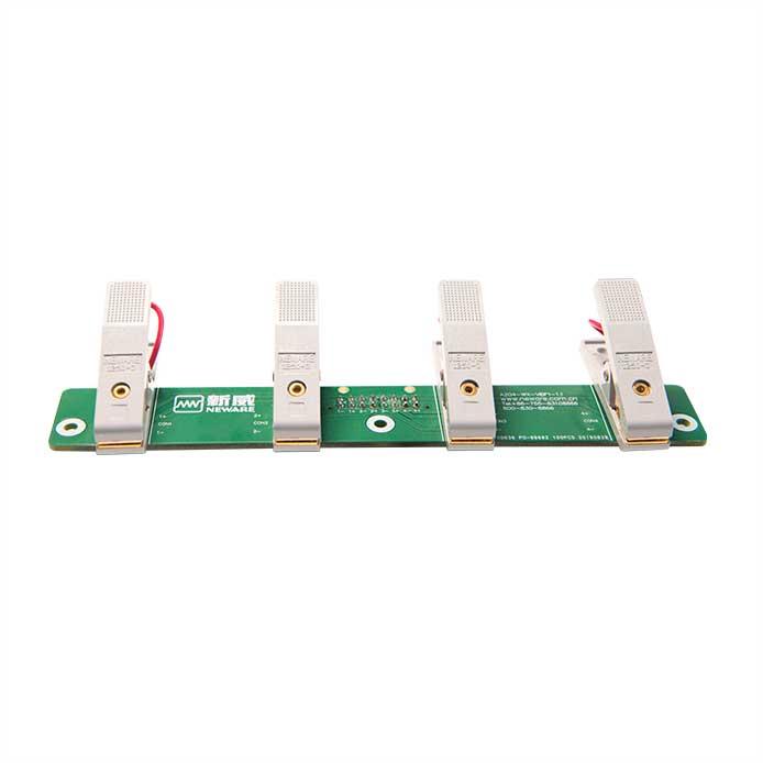 PCB扣式夹具