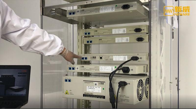 设备硬件连接及中位机信息设置